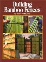 book cover Building Bamboo Fences