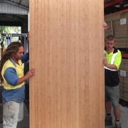 Ply panel