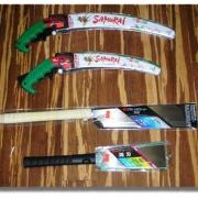 Bamboo saw collection