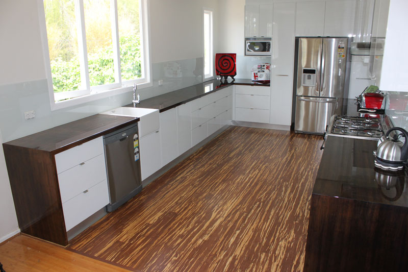 Bamboo Timber Bench Tops – Bamboo Australia | Sunshine Coast