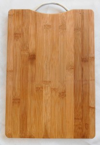 Bamboo Oval chopping board