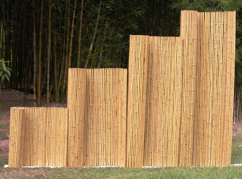 Bamboo Australia 187 Bamboo Fences Amp Screens