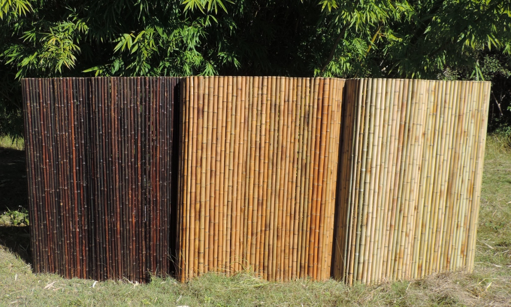 Bamboo Australia Bamboo Fences Screens & Trellises