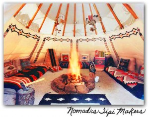 Nomadics Tipi Makers