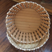 Bamboo Small Fruit Basket
