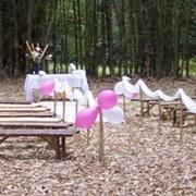 Wedding poles