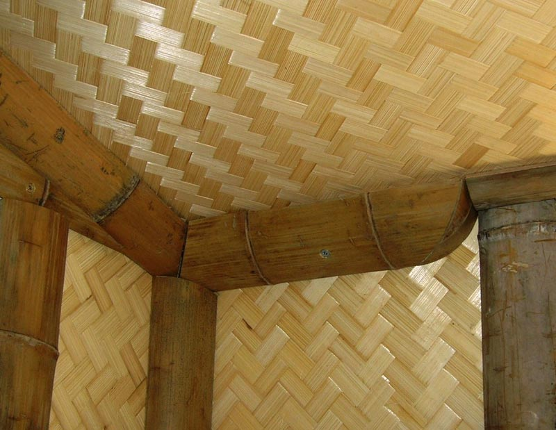Bamboo Ceiling Panels Architectural Eco Acoustics Bamboo